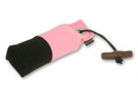 Pocket dummy 150g roos/zwart