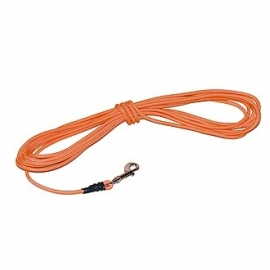 Lange lijn moxon 4 mm - 10 meter neon oranje