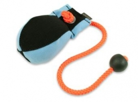 Dummy Ball licht blauw/zwart