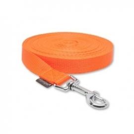 Lange lijn nylon 6 m - 20 mm oranje