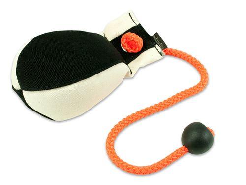 Dummy Ball  300 g - zwart/wit