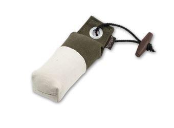 Pocket dummy 85g khaki/wit
