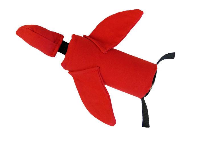 Launcher Bird Dummy - rood