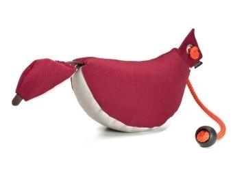 Bird Dog Dummy 200 g rood/beige