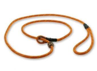 Field trial moxon lijn 6mm - 130 cm oranje/rood