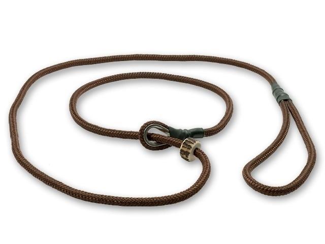 Field trial moxon lijn 6mm - 150cm bruin