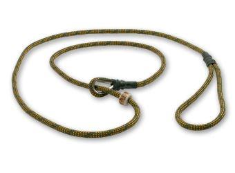 Field trial moxon lijn 6mm - 130 cm khaki/oranje