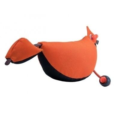 Bird Dog Dummy 350 g oranje/zwart