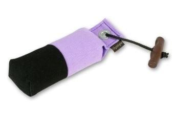 Pocket dummy 150g lila/zwart