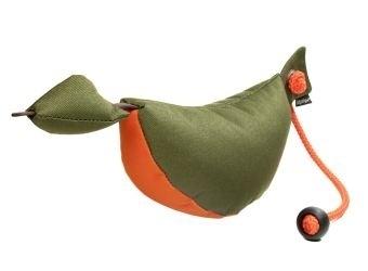 Bird Dog Dummy 200 g khaki/oranje