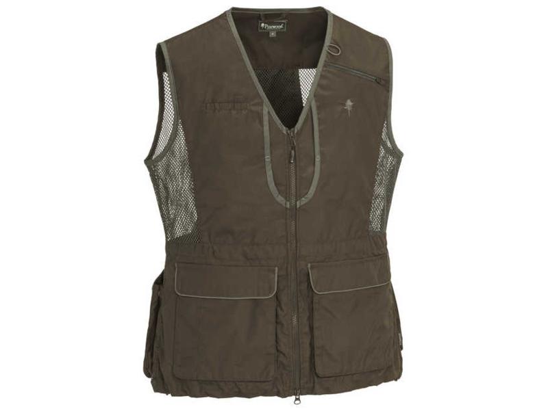 Pinewood Dogsport Vest 2.0 - heren - bruin/olijf - model 51840-244
