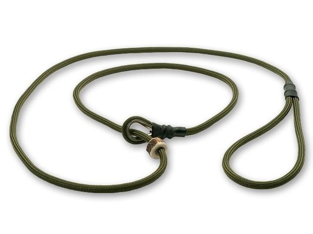 Field trial moxon lijn 6mm - 130 cm khaki