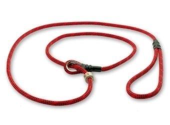 Field trial moxon lijn 6mm - 150cm rood/zwart