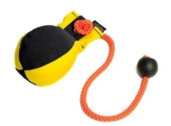 Dummy Ball geel/zwart