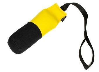Speedy dummy 250g geel/zwart