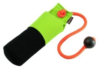 Long-Throw dummy 250g neon groen/zwart
