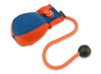 Dummy Ball blauw/oranje