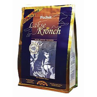 Snack Lakse Kronch  Pocket -  zalm beloning - 600g