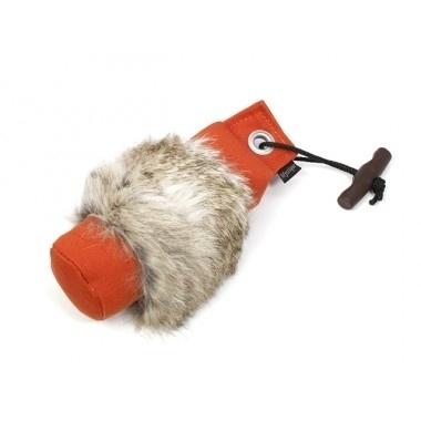 Dummy 250g oranje met konijn