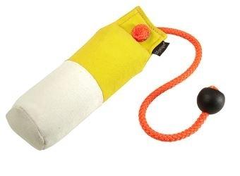 Long-Throw dummy 250g geel/wit
