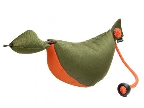Bird Dog Dummy Trainer 600 g khaki/oranje