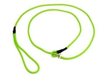 Field trial moxon lijn 4mm - 150cm neon groen