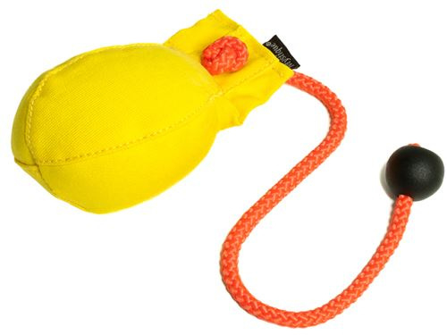 Dummy bal 300g - geel