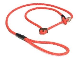 Field trial moxon lijn 8 mm - 130 cm met geweistop neon oranje