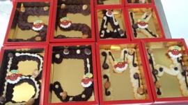 Chocoladeletter klein