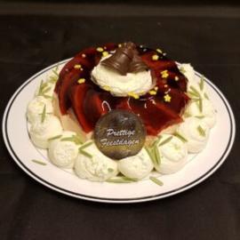 Kerst Chipolata pudding 6/8 personen