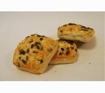 Pompoenpit broodjes à 5 stuks bake off