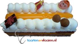 Sint speculaas / sinaasappel stam