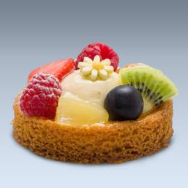 Vruchten koek