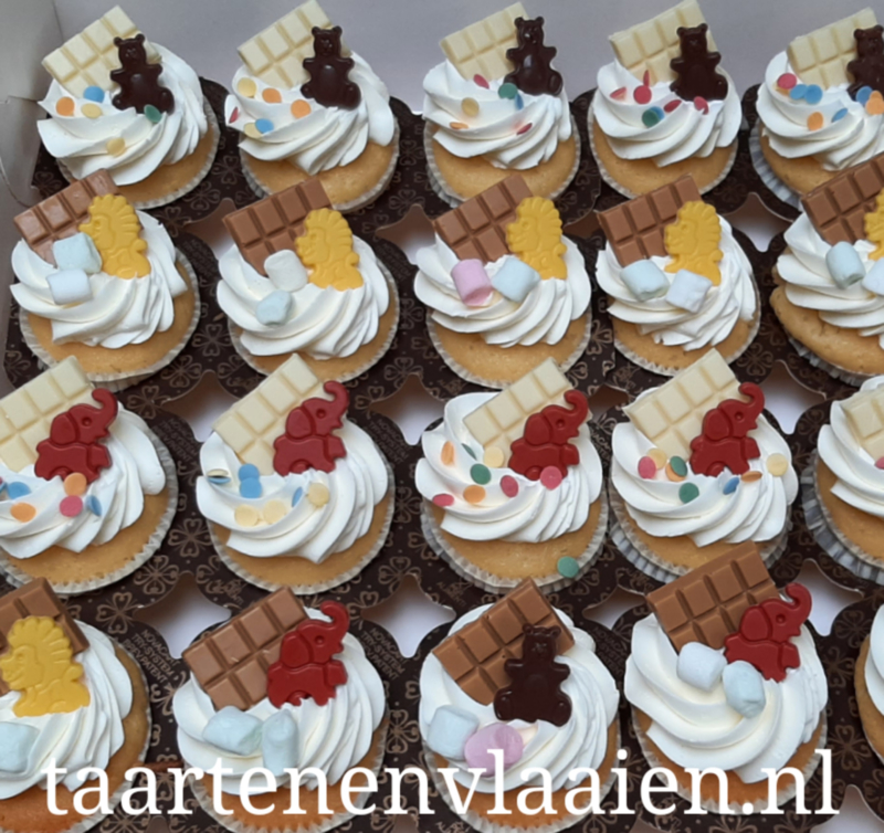 Kinder cup cakes