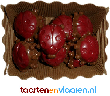 Chocolade heersbeestjes à 200 gram