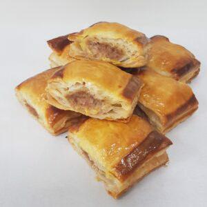 Mini saucijzen broodje à 6 stuks