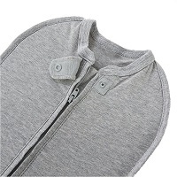 Swaddle Woombie Original Grey 0-3 months