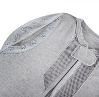 Swaddle Woombie Convertible Air Grey 3-6 months