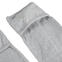 Swaddle Woombie Convertible Leggies Grey 0-3 months