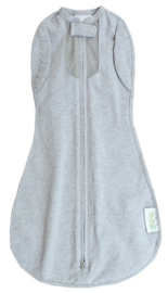 Woombie Convertible Air swaddle Grey