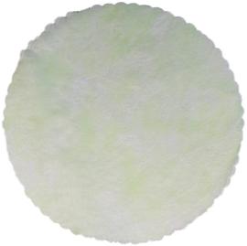 Poly Tule Licht Groen 23cm