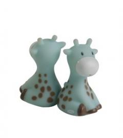 Magneet Raf de giraf Licht Blauw
