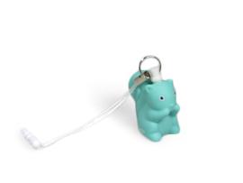 Betty de Eekhoorn doopsuiker Mini Sleutelhanger