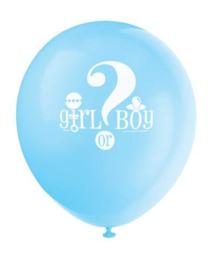 Ballonnen 8 stuks