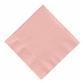 Servetten licht roze 20 stuks