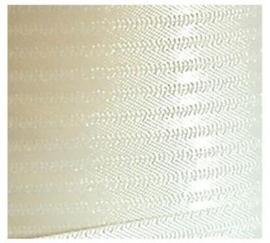 Satijn Lint 3 mm, ivoor