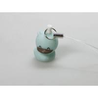 Geboortebedankjes Mini sleutelhanger Soft Duck Blauw