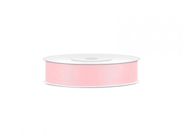 Grosgrain Lint 15 mm, Roze