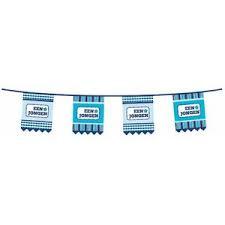 Slinger 3 meter blauw