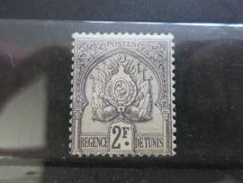 TUNISIE N° 27 Yvert 190 € (dd24/014)